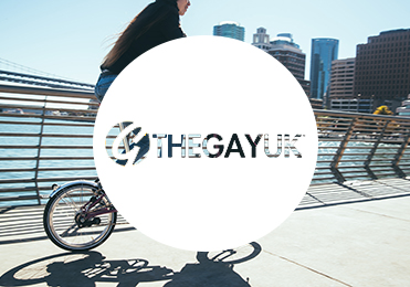 The Gay UK logo